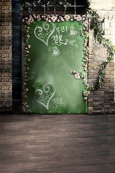 18.39$  Watch now - http://aliny6.shopchina.info/go.php?t=1503945212 - 200Cm*150Cm Backgrounds Alternative Peach Heart Wall Flowers Photography Backdrops Photo Lk 1476 Valentine'S Day 18.39$ #buychinaproducts