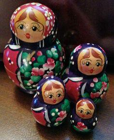 Matryoshka doll, Russian Nesting doll
