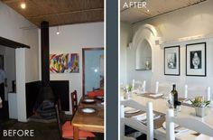 Decor, Oversized Mirror, Furniture, Restaurant, Home, Home Decor