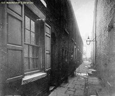 Waterhouse Buildings, Chorlton on Medlock, 1895