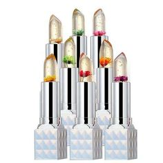 Make Up Lip Tattoo Clear Lipstick Makeup Moisturizer Lip Balm lapiz labial Lip Stick Color Change Jelly Flower Lipstick Baby Lips Lipstick, Jelly Lipstick, Lipstick Colors, Lip Colors, Lipstick Dupes, Perfect Makeup, Cute Makeup, Lipbalm, Makeup Collection