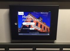 Change Language, Kiosk, Offices, Reception, Board, Ideas, Receptions, Desk, Thoughts