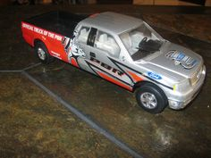 2004 Ford F-150 Diecast Car 1/24 Model by ACTION  Limited Edition by PBR  #Action #Ford