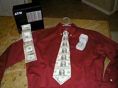 Money Tie & ATM