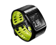 Nike + Sportwatch Tom Tom GPS