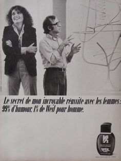 Weil pour Homme, year 1981