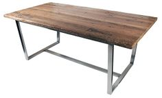 One Kings Lane - Form Meets Function - Loft Dining Table