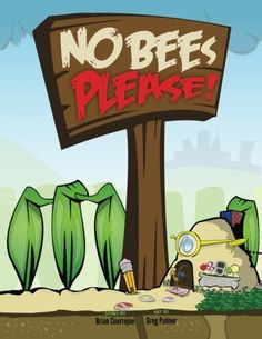 No Bees Please! Book Giveaway