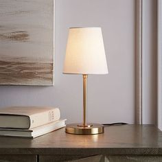 Arc Mid-Century Table Lamp - Small | west elm