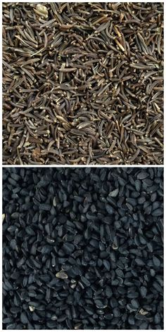 Black Cumin (Black Jeera) is a separate spice from Nigella Seeds (Kalonji) in look, feel, and taste. Learn about these two spices! #BigAppleCurry