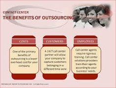 #Outsourcing #Infographic