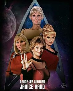 Grace Lee Whitney as Janice Rand in Star Trek. TOP Rated Quadcopters has great quadcopters that will fit any budget. Visit Us Today. by clicking the link in our BIO. Star Trek Meme, Star Trek Crew, Star Trek Tv, Star Wars, Star Trek Ships, Star Trek Actors, Star Trek Characters, Star Trek Movies, Female Characters