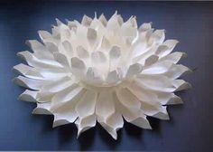 Kirigami � Lotus Flower Pattern