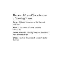 "327 Likes, 5 Comments - throne of glass, acotar (@illyrianwingspan) on Instagram: ""This is so accurate - - - {1611} #rowanwhitethorn #aelinashryvergalathynius #aelingalathynius…"""