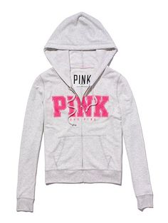 PINK Perfect Zip Hoodie #VictoriasSecret http://www.victoriassecret.com/pink/hoodies-and-crews/perfect-zip-hoodie-pink?ProductID=122790=OLS?cm_mmc=pinterest-_-product-_-x-_-x