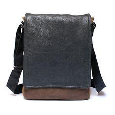 Mens leather satchel leather bag  #handmade #bag #messenger