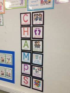 CHAMPS Expectation Cards  https://www.teacherspayteachers.com/Product/CHAMPS-Expectation-Cards-2041078