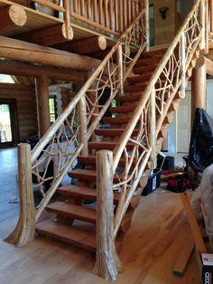 escalera con tronco y ramas (720×960)