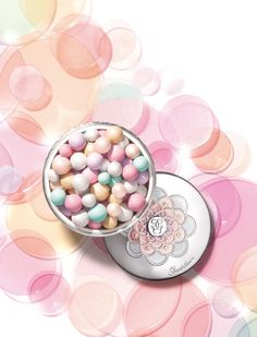 Guerlain Meteorites- Nothing beats these meteorites for brightening the face.