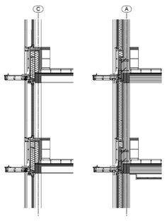 Holz-Hybrid-Bausystem: Illwerke Zentrum Montafon-DETAIL.de