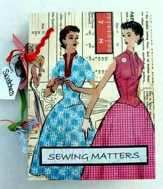 SEWING MATTERS - Creative Connections