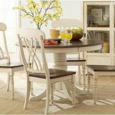 1000 Images About Small Dining Table Scapes On Pinterest