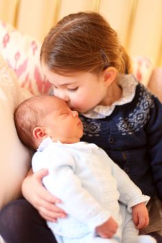 Prince Louis is already a natural in front of the camera!