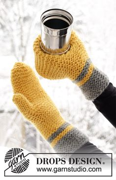 New crochet free pattern food drops design 68 Ideas Knitted Mittens Pattern, Crochet Gloves, Knit Mittens, Knitting Patterns Free, Free Knitting, Knitting Ideas, Free Pattern, Sweater Patterns, Knitting Tutorials