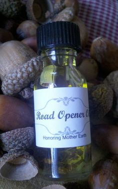 Hoodoo Magick Rootwork:  #Road #Opener #Oil.