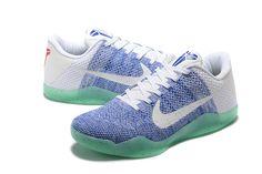 搶先預覽 Nike Kobe 11 Elite Low 全新配色「Multicolor」. See more. 白蓝夜光40---46