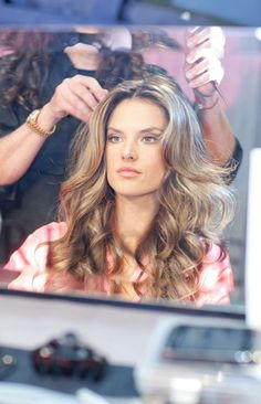 Get VS Angels' Beauty Secrets - Victoria's Secret Fashion Show: Behind the Scenes ft Alessandra Ambrosio