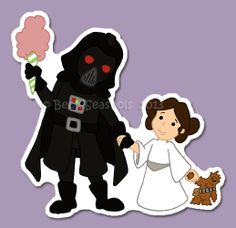 Shop May 1977 star wars t-shirts designed by jpcoovert as well as other star wars merchandise at TeePublic. Star Wars Stickers, Cute Stickers, Piggy Back Ride, Cake Templates, Star Wars Merchandise, Cartoon Tv Shows, Cute Stars, Star Wars Tshirt, Chewbacca
