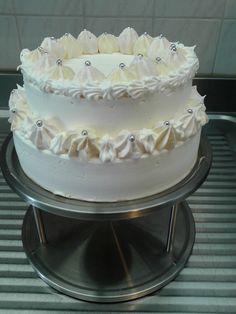 bruidsijstaart