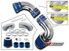 BLUE Cold Air Intake Kit + Filter For 96-05 S-10/Blazer/Sonoma/Jimmy 4.3L V6 | eBay Motors, Parts & Accessories, Car & Truck Parts | eBay!