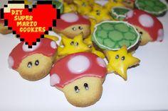 DIY super mario kekse ! Einfache Plätzchen! Plätzchen Rezept einfach! super mario cookie rezept! DIY Super Mario Ausstecher Tutorial (Super Mario Förmchen). Plätzchen backen sehr einfach und schnell mit Rezept!