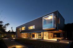 Public - Gomez Family House | via homedesigning