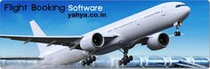 Get flight reservation software at yahya.co.in! They provide flight reservation software in Delhi at very cheap prices. Contact at +91- 8505919983 for flight reservation software.