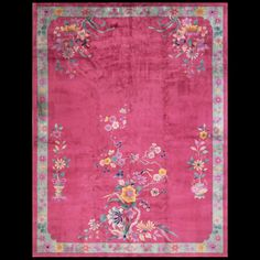 Oriental & European antique & decorative rugs and carpets at Rahmanan