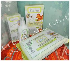 recensione prodotti cosmetici baby anthyllis