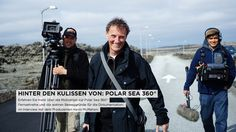 Polar Sea 360° Hinter den Kulissen: Kevin McMahon Interview