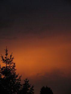 Rosso di sera - Foto Federica Segalini