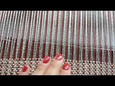 Curso de Tecelagem Manual - Acabamento das Peças - Cursos CPT - YouTube