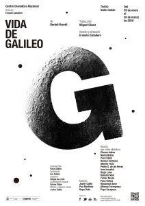 Vida de Galileo - Ca