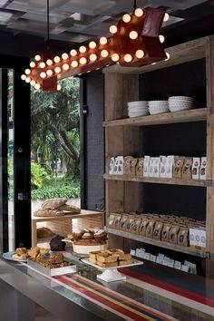 "cafe corners: bakery shop | ""outsider tart"" | london"