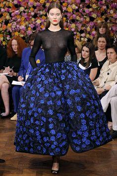 Christian Dior Alta Costura Otoño Invierno