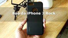 Bao da iPhone 7 Rock - Đồ Chơi Di Động .com