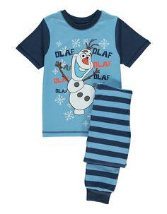 Frozen Olaf Pyjamas | Boys | £8