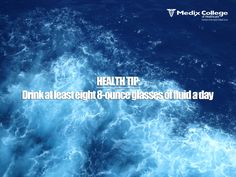 Hydration is important to think of during the warm summer days! Keep hydrated and stay healthy as you enjoy the nice weather.