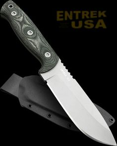 Entrek Javlina. Such a beautiful blade, it's a shame that Entrek use such cheap steels but charge so much for these blades.