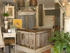 love this for a booth